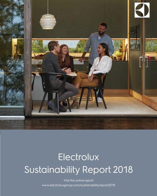 bonos verdes, cambio climático, Desperdicio Zero, Electrolux, Electrolux sosteniblidad, For the Better, Informe de Sostenibilidad, inversiones en sosteniblidad, reducción de emisiones de CO2