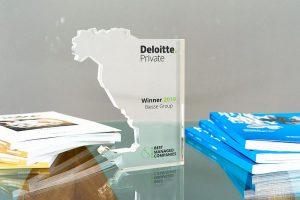 ALTIS Università Cattolica, automatización de procesos, Biesse Deloitte, Biesse Group, Confindustria, Deloitte, Elite, gestión de relaciones con el cliente, innovación de productos y servicios, inversiones, IoT, London Stock Exchange Group, Mejores Empresas Gestionadas (BMC), Palazzo Mezzanotte, sede de Borsa Italiana en Milán