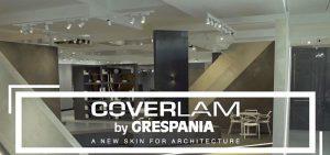 Coverlam, Coverlam showroom, Coverlam Top, Grespania, Grespania Cerámica, Grespania showroom, Grupo Grespania, superficies de cocina