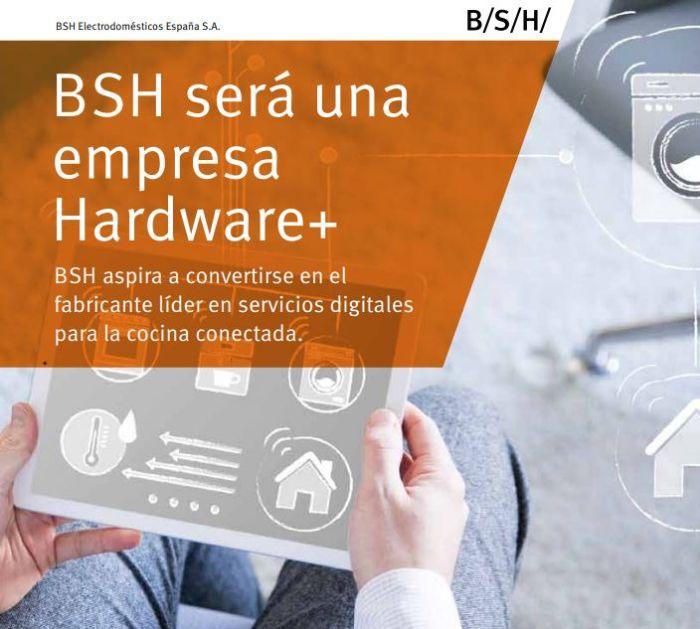 BSH España, BSH será una empresa Hardware+, cocina conectada, I+D+i, Informe anual 2018, Informe anual 2018 de BSH España, presencia industrial de BSH en España, responsabilidad mediambiental, RSC, soluciones digitales, valores corporativos