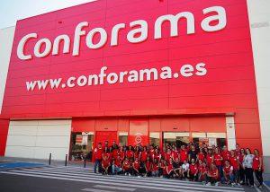 cadena de distribución de electrodomésticos, Conforama, decoración, distribución de electrodomésticos, electrodomésticos, equipamiento, Girona, Salt, tiendas