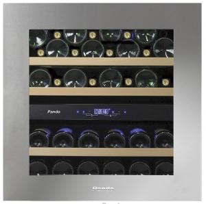 campanas extractoras, gas, hornos, Pando, placas de inducción, sistema Push-to-Open incorporado, vinoteca sin tiradores, vinotecas