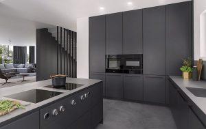 cocina estilo Pure, cocina Pure de Siematic, cocinas, diseño minimalista, elegancia, estética, línea arquitectónica, mobiliario de cocina, muebles de cocina, naturalidad, Pure, Pure de SieMatic, Siematic