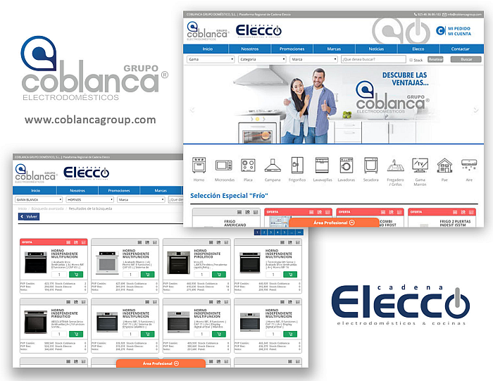 Nueva web de Coblanca
