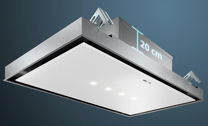 Nuevos extractores de techo de Siemens