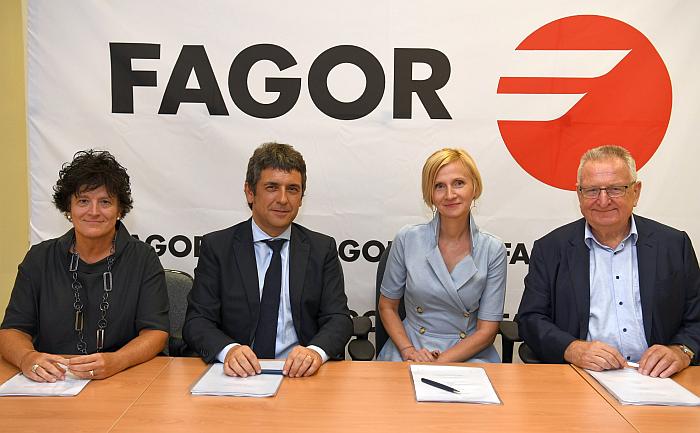 Acuerdo entre Amica y Fagor S. Coop.