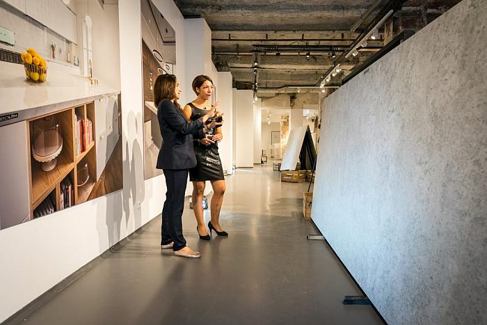 Neolith, en la Paris Design Week 2019,