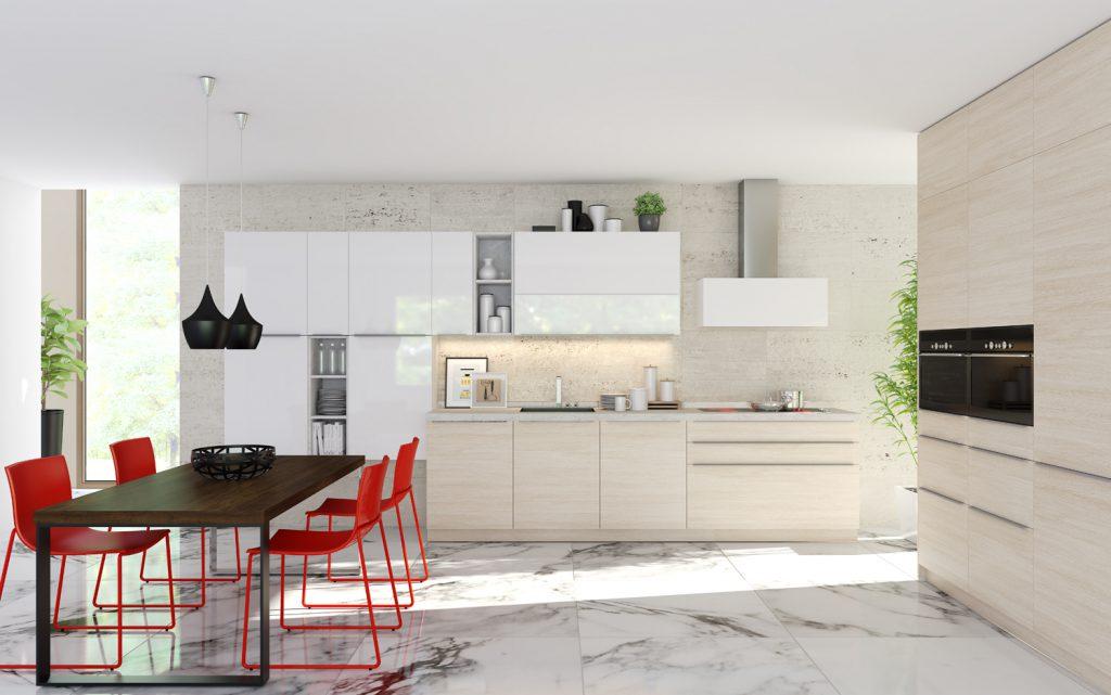 Cocina Rock Urban, de Lino Alonso