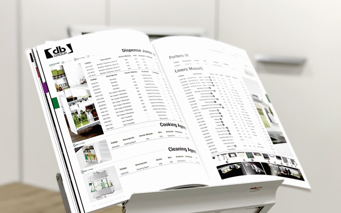 Catálogo Tarifa 2019 DB Group,