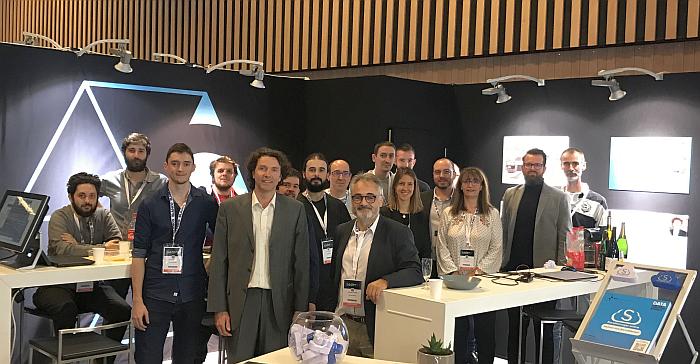 Equipo SPI Software en Sadecc 2019