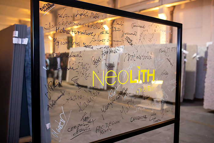 Neolith inaugura un nuevo almacén en el sur de Polonia