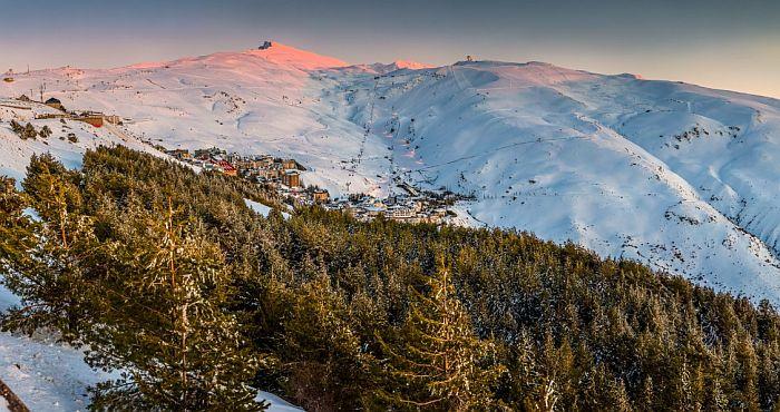 Sierra Nevada, foto Pepe Marín