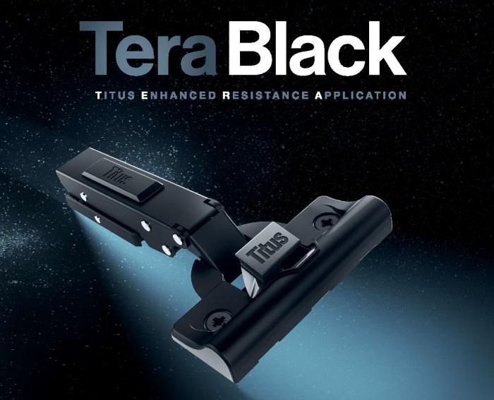 Titus TeraBlack