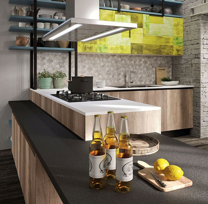Aran Cucine: serie Decor Plus