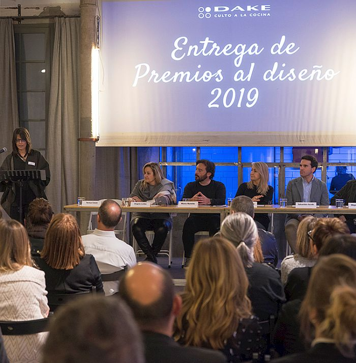 I edicion Premios al Diseño Dake