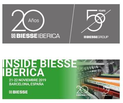 Inside Biesse Iberica 2019