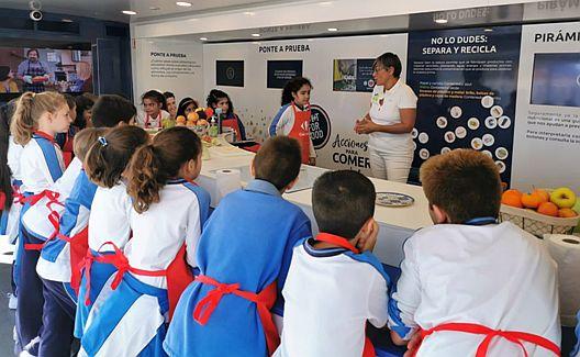 Institutuo Silestone en Almeria Capital de la Gastronomía 2019