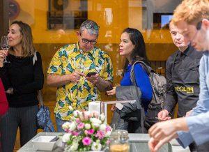Agenda Gourmet 2020 en Neolith Urban Boutique de Madrid