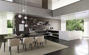 Siematic Pure Cocina y Salón