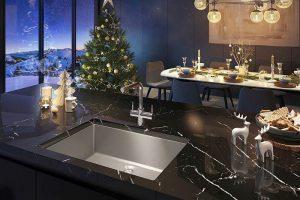 Dispensadores 4N1 Touch de InSinErator en Navidad