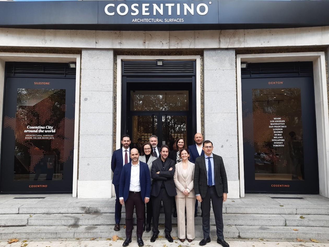Room 2030 en Cosentino City Madrid