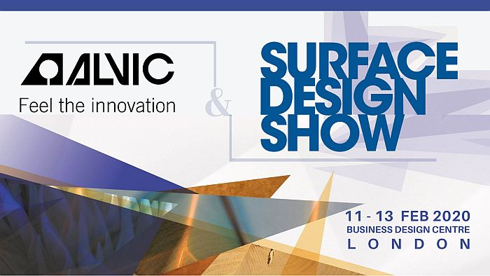 Alvic en London Surface Design 2020