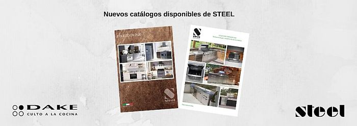 Catálogos Steel 2020