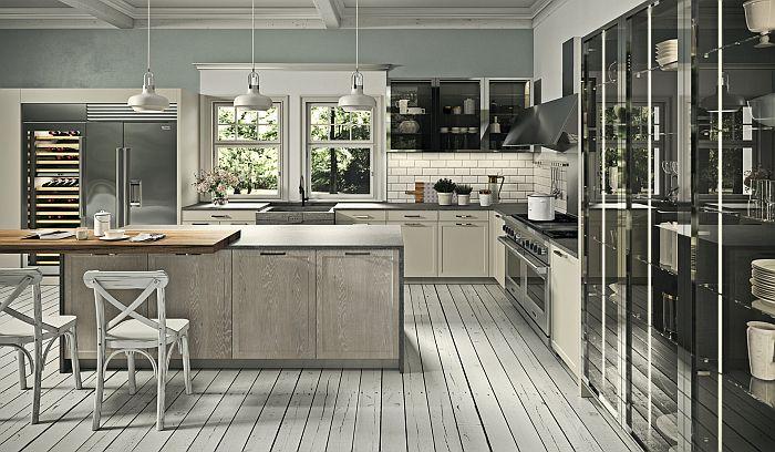 Cocina Integral » ✓ Una cocina Fabula, de Rastelli, entre ...