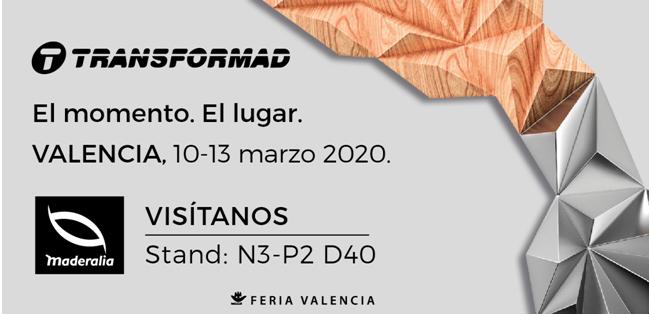 Transformad en Maderalia 2020