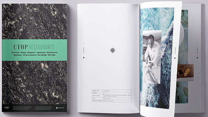 Estrellas del diseño, la arquitectura y la cocina se dan cita en el libro C-Top Restaurants by Cosentino