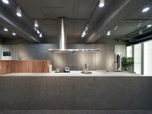 Nonhyeon Showroom, de NeoKitchen