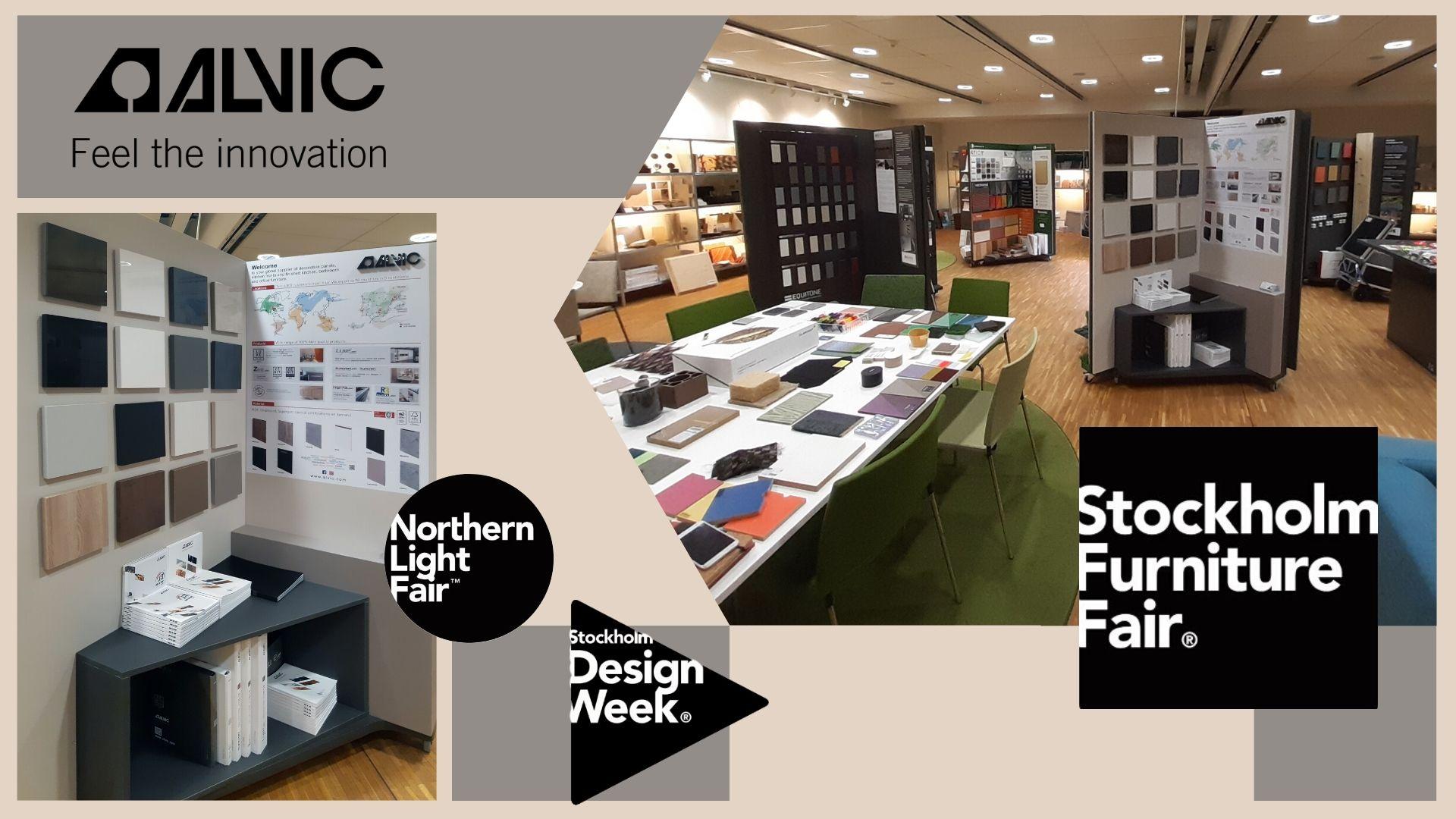 Grupo Alvic: balance positivo de Stockholm Furniture & Light Fair