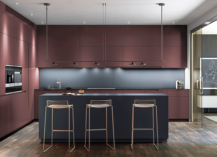 Dekton Chromica Baltic