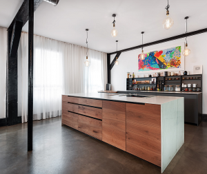 Neolith en Le Loft, el nuevo restaurante del chef Pierre Sang