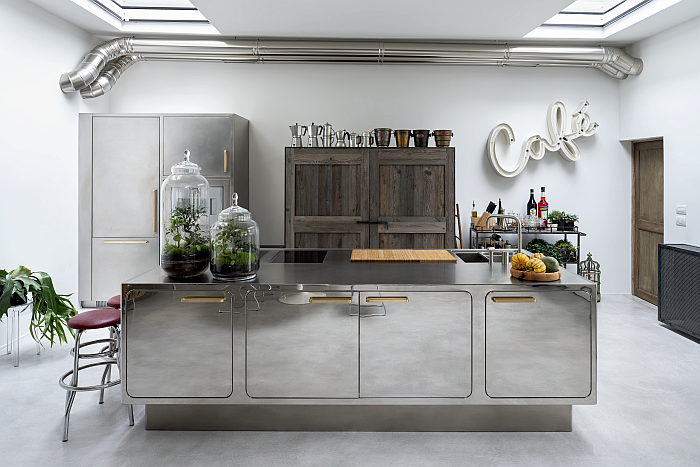 Ego kitchen from Abimis
