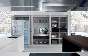 Royale kitchen: Rastelli