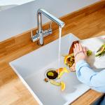 InSinkErator evita malos olores en la cocina