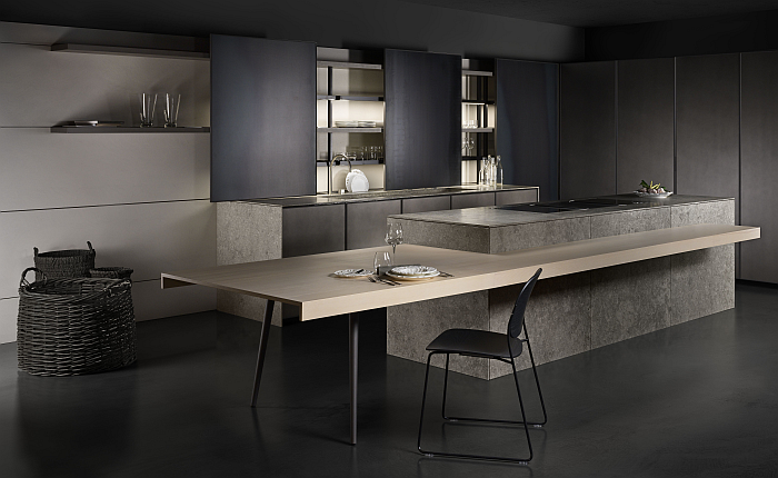 Variant kitchen, de Key Cucine
