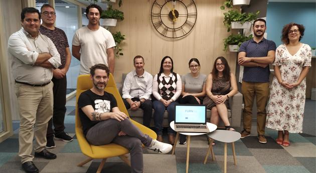 Éxito internacional del proyecto de CETEM FURN360