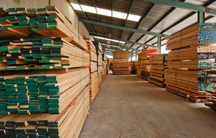 El impacto del Covid-19 en la industria europea de la madera, menor de lo esperado