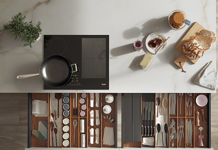 Saitra: cocinas totalmente personalizadas