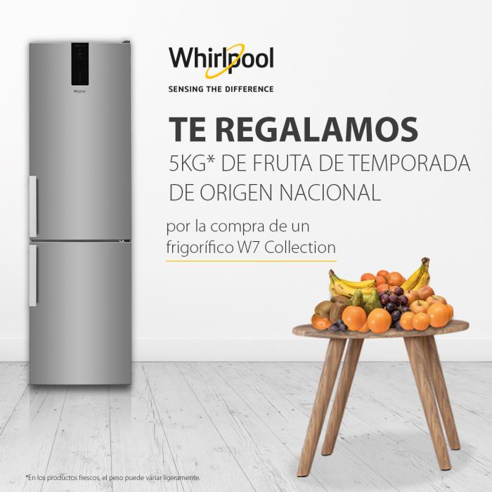 Los frigoríficos Whirlpool vienen con premio