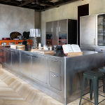 An Ego kitchen, by Abimis, in the heart of Milan