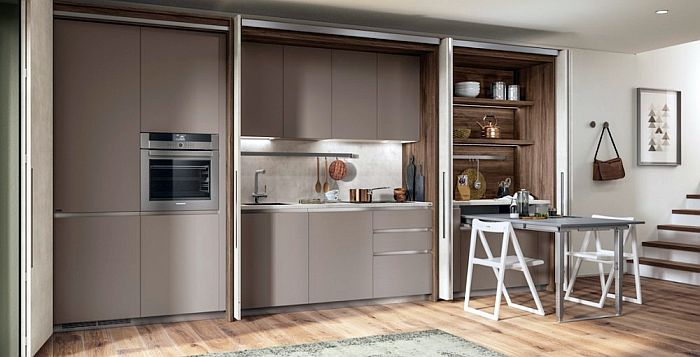 BoxLife by Scavolini, designed by Rainlight Studio