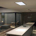 Bright 360, de Frecan: plafón de luz con aspiración