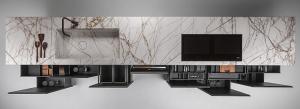 Key Cucine rediseña KU45, la cocina minimalista y geométrica