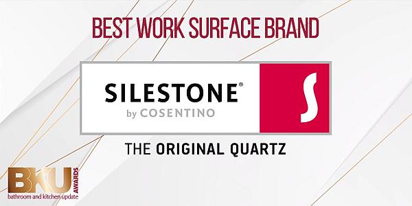 Silestone, Mejor Superficie de Trabajo en los Premios BKU 2020