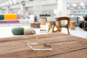 Biesse Group wins Deloitte Best Managed Companies award for the third consecutive year