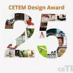 Cetem Design Award 25