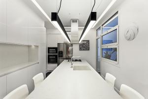 Lapitec, en el loft ganador del Silver Interiors Award 2020